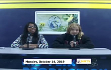 Miner Morning TV, 10-14-19