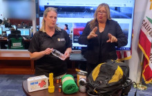 Cal OES: Tips for an Emergency Go-Bag