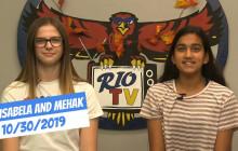 Rio TV, 10-30-2019
