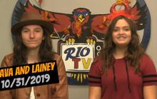 Rio TV, 10-31-19