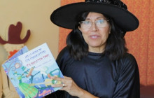 "Spooky Storytime ""It's Skeleton Time!"" 