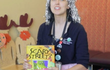 "Spooky Storytime ""Who will You meet on Scary Street?"" 