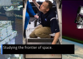 This Week @ NASA: Power Play Spacewalks Aboard the Space Station
