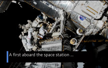 This Week @ NASA: First All-Woman Spacewalk