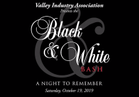 VIA Black and White Bash