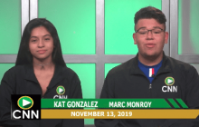 Canyon News Network, 11-13-19 | Anti-Bullying