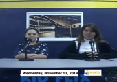 Miner Morning TV, 11-13-19