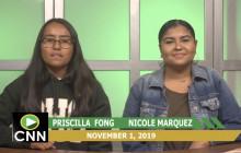 Canyon News Network, 11-1-19 | Dia De Los Muertos