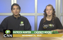 Canyon News Network, 11-21-19 | Sports Update