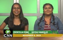 Canyon News Network, 11-6-19 | Canyon Thanksgiving