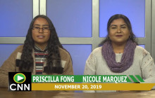 Canyon News Network, 11-20-19 | Disconnect to Reconnect PSA