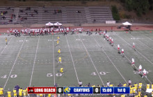 Cougar Football Week 9: Long Beach at COC, 11-9-2019