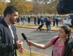 COC Cougar News: Reporting at Central Park Reunification Center
