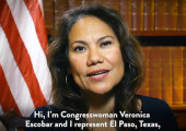 Weekly Democratic Response: Congresswoman Veronica Escobar (D-TX)