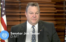 Weekly Democratic Response: Senator Jon Tester