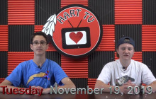 Hart TV, 11-19-19 | A Message from Principal d'Autremont