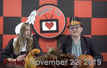 Hart TV, 11-22-19 | Thanksgiving