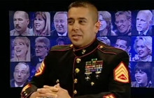 SSGT Robert Castillo, USMC Recruiter