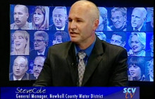 Steve Cole, General Manager, Newhall County Water District