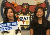 Rio TV, 11-18-19
