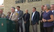FRI: Saugus High School Shooting Press Conference at Santa Clarita Valley Sheriff Station