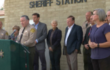 FRI: Saugus High School Shooting Press Conference at Santa Clarita Valley Sheriff Station