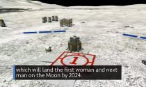 This Week @ NASA: Spacewalk Repairs, Artemis I Mission