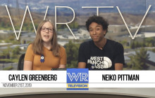 West Ranch TV, 11-21-19 | College Now
