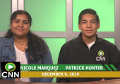 Canyon News Network, 12-09-19 | Weather Forecast