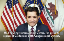 Weekly Democratic Response: Congressman Jimmy Gomez (D-CA)