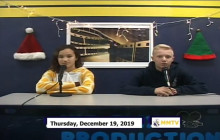 Miner Morning TV, 12-19-19