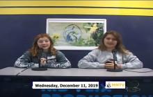 Miner Morning TV, 12-11-19
