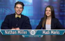 Saugus News Network, 12-09-19 | West Ranch Guest Anchors