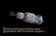 This Year @ NASA: Artemis I 20th Anniversary of Living in Space