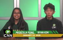 Canyon News Network | January 14, 2020