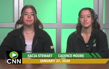 Canyon News Network | January 27, 2020
