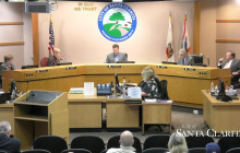 Santa Clarita City Council, January 28, 2020