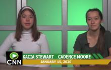 Canyon News Network | January 15, 2020