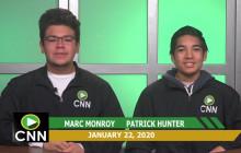 Canyon News Network | January 22, 2020