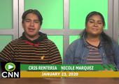 Canyon News Network | January 23, 2020
