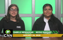 Canyon News Network | January 24, 2020