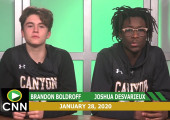 Canyon News Network | January 28, 2020