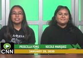 Canyon News Network | January 29, 2020