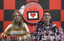 Hart TV, 01-27-20 | Sports Day