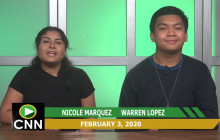 Canyon News Network | February 03, 2020