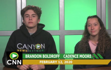 Canyon News Network | February 12, 2020