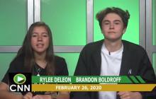 Canyon News Network | February 26, 2020