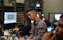BEHIND THE SCENES: A look Into the Making of SCVTV's Community Corner