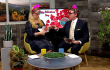 SCVTV's Community Corner Segment: Register to Vote, SCV Education Foundation, Valentine's Day