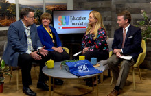 SCVTV's Community Corner Segment: SCV Education Foundation